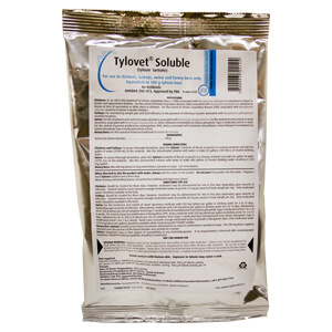 Rx Tylovet Soluble Powder
