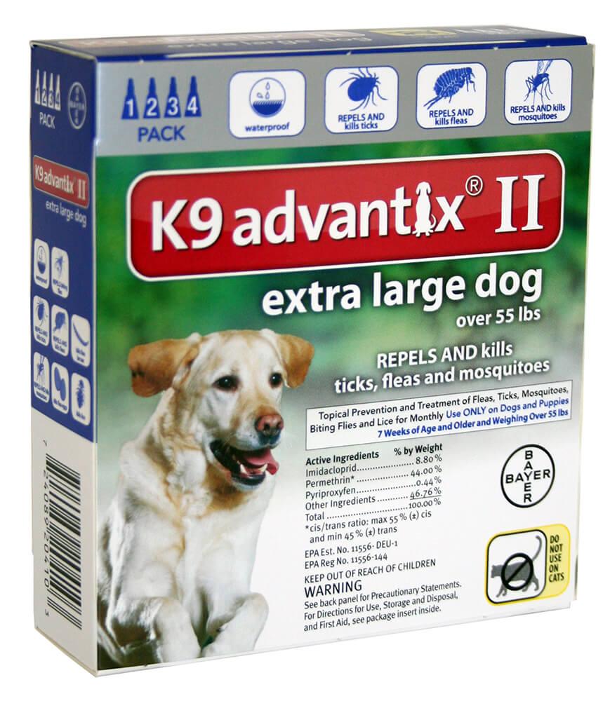K Advantix Ii Extra Large Dog Best Price