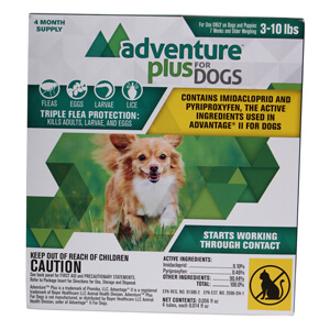 Adventure Plus For Dogs