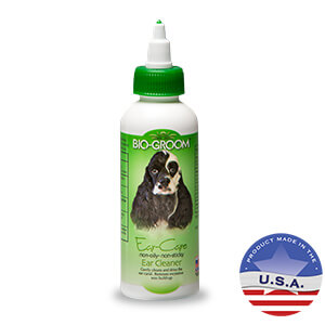 BioGroom Ear-Care Non-oily Non-sticky ear cleaner 4oz