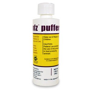 NFZ Puffer - Nitrofurazone Antibiotic Powder