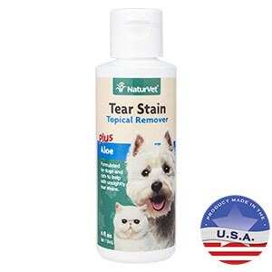 Tear Stain Topical Remover Plus Aloe