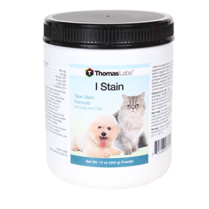 Thomas Labs I Stain, for Dogs & Cats, 12 oz