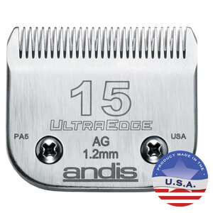 Andis #15 AG UltraEdge Blade