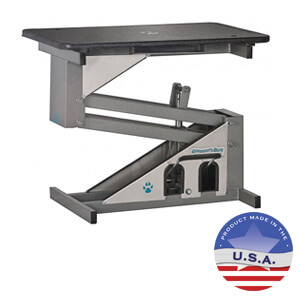 Groomer's Best Hydraulic Grooming Tables