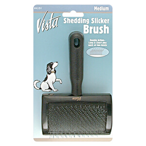 Vista Medium Shedding Slicker Brush