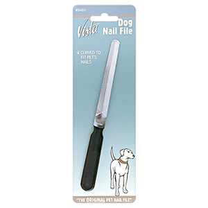 Vista Pet Nail File