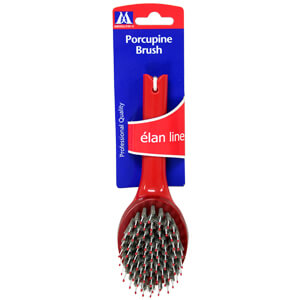 Elan Porcupine Brush