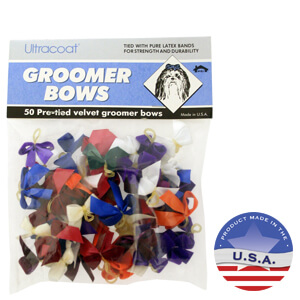 Groomers Bows