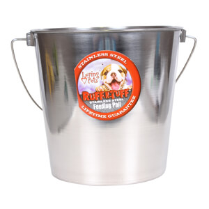 Stainless Steel Pail, 6 qt
