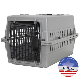 Plasti-Crate Pet Carrier, PC II, Small