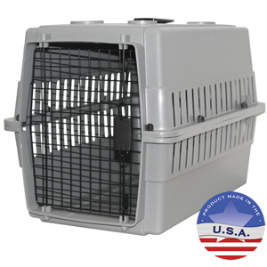 Plasti-Crate Pet Carrier, PC III, Medium
