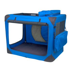 Generation II Deluxe Portable Soft Crate 36