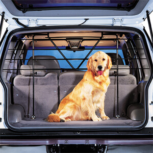 Precision Pet Products Vehicle Pet Barrier