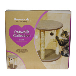 Catwalk Collection Zurich Cat Scratcher