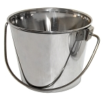 Regular Stainless Steel Pails