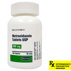 Metronidazole infection