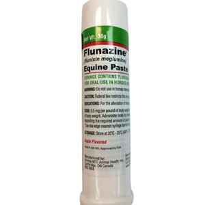 Rx Flunazine Equine Paste, 1500 mg