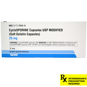 CycloSPORINE Rx Gel Capsules