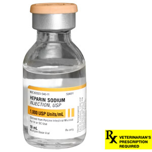 Heparin Rx Injection