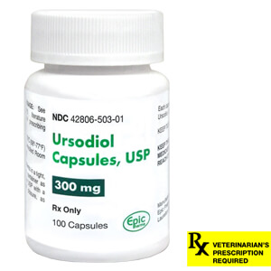 Ursodiol Actigall For Dogs