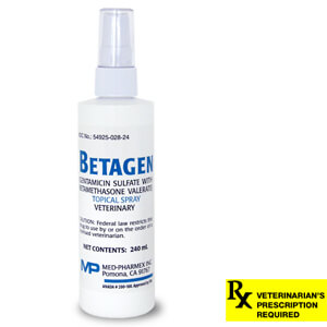Betagen Topical Spray Rx