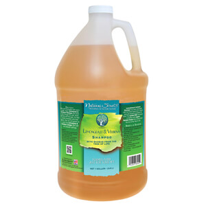 Natural Scents Lemon Grass & Verbena Shampoo, 1 Gallon