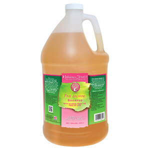 Natural Scents Pink Jasmine Shampoo, 1 Gallon