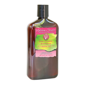 Natural Scents, Pink Jasmine Shampoo, 14.5 oz