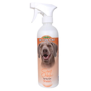 Bio-Groom Coat Polish Spray-On Sheen
