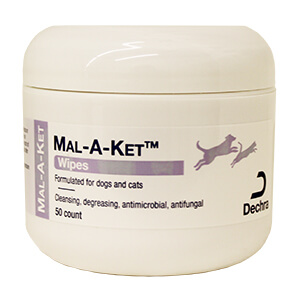 Mal-A-Ket Wipes, 50 ct