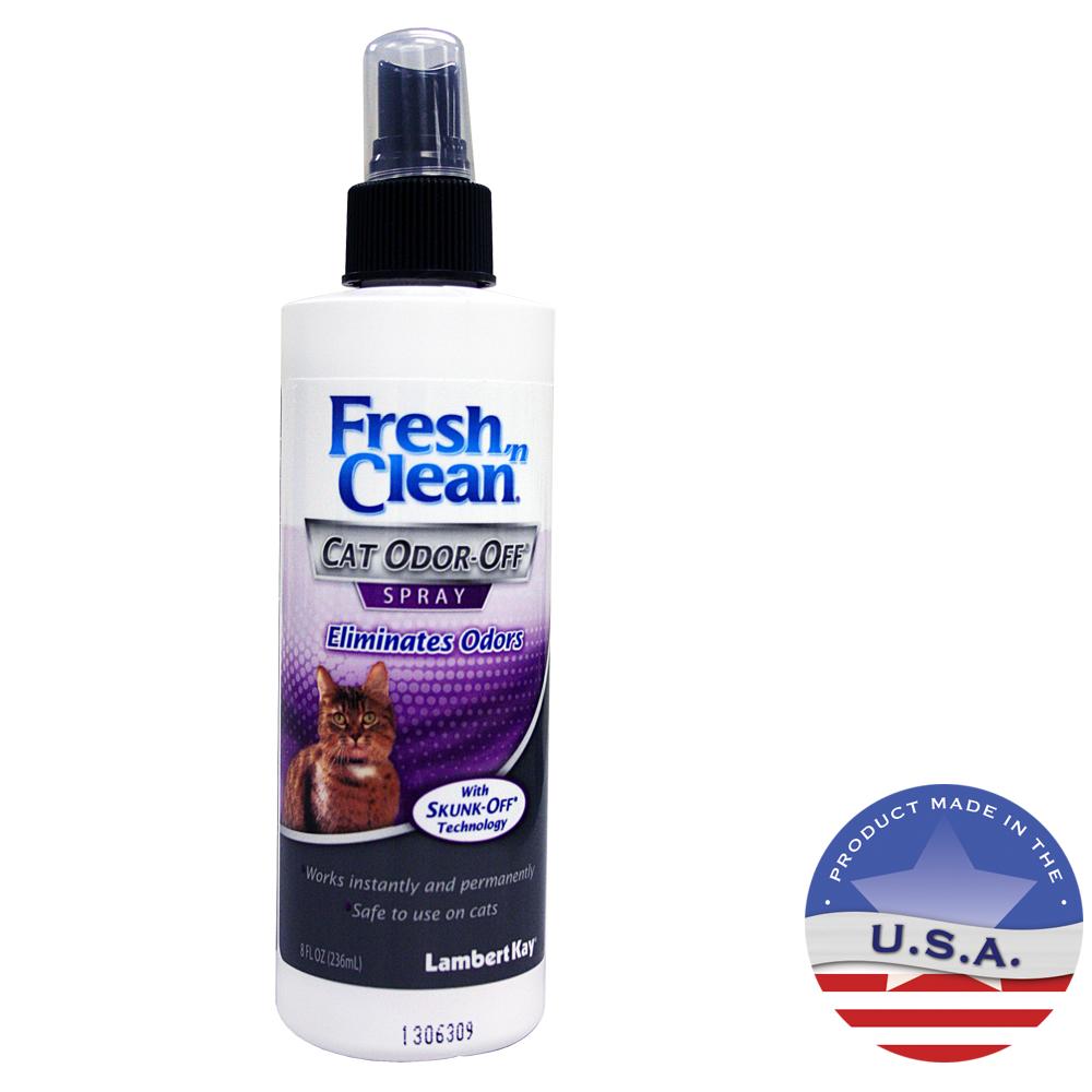 fresh 39 n clean cat odor off spray. Black Bedroom Furniture Sets. Home Design Ideas