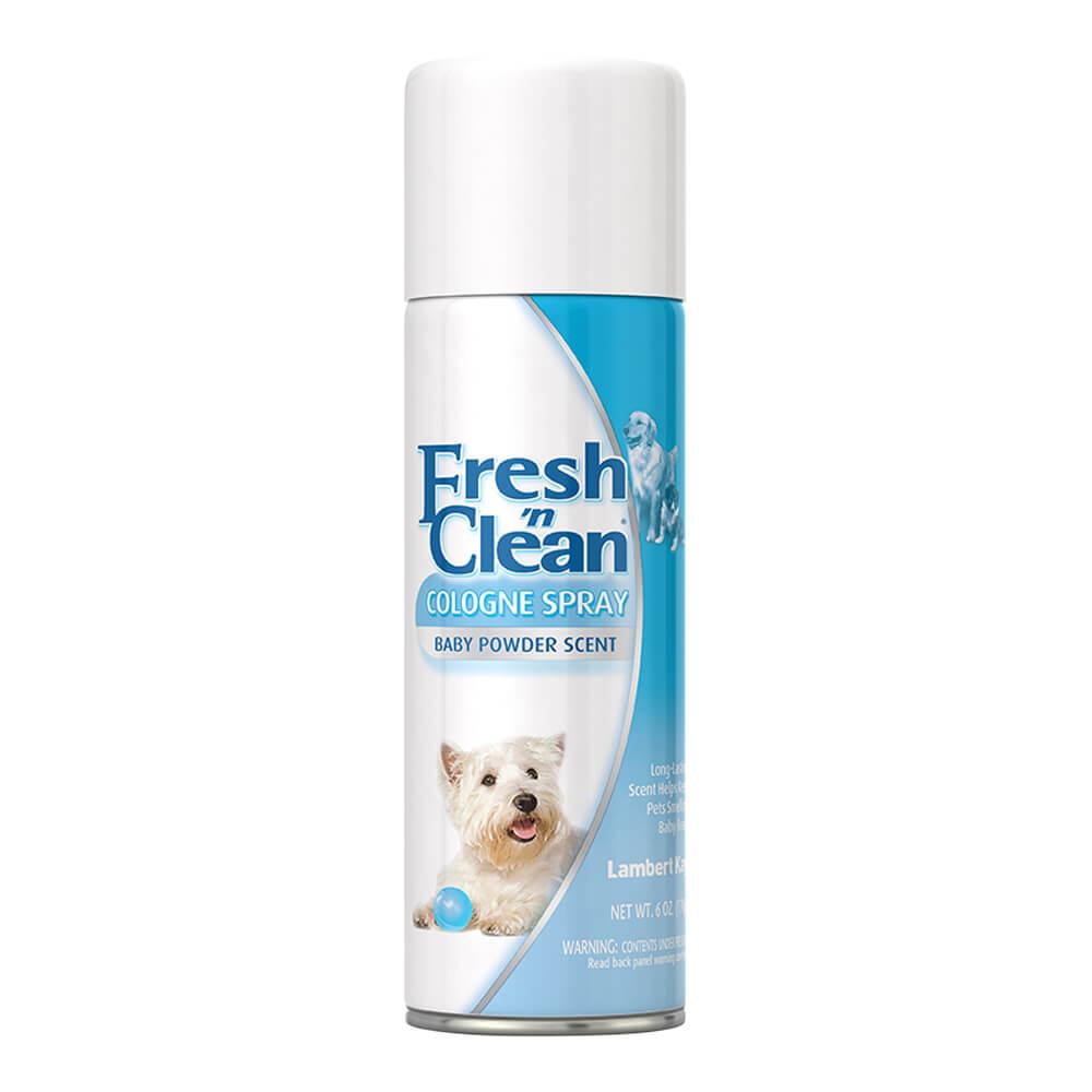 fresh n clean cologne spray baby powder 6 oz. Black Bedroom Furniture Sets. Home Design Ideas