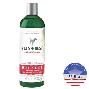 Vet's Best Hot Spot Shampoo