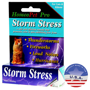 HomeoPet Storm Stress for Cats