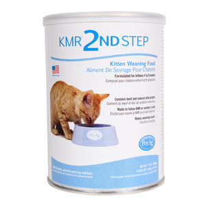 KMR 2nd Step, Weaning Powder for Kittens,14 oz, 4-8 Weeks of Age