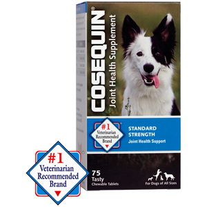 cosequin standard strength chewable tablets. Black Bedroom Furniture Sets. Home Design Ideas