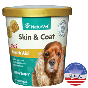 Skin & Coat, Plus Breath Aid