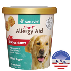 Aller-911 Allergy Aid, Plus Antioxidants