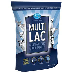 Multi Lac Multi-Species Milk Replacer, 25 lb