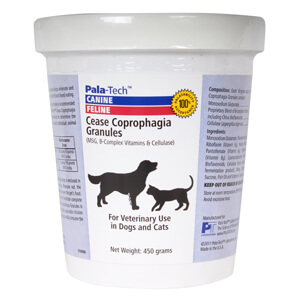 Cease Coprophagia Granules for Dogs and Cats, 450 grams
