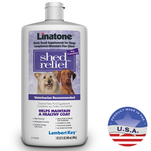 Linatone Shed Relief, 32 Ounce Bottle