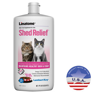 Linatone Shed Relief for Cats