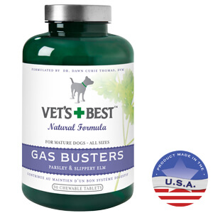 Vet's Best Gas Busters