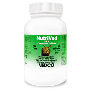 NutriVed O.F.A. for Cats