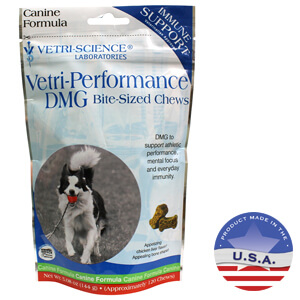 Vetri-Performance DMG Bite-Sized Chews
