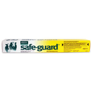 Safe-Guard Beef & Dairy Cattle Dewormer