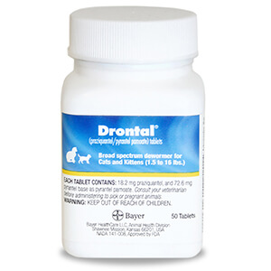Drontal Tablets
