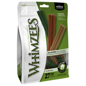 Whimzees Stix, Small, 27 ct