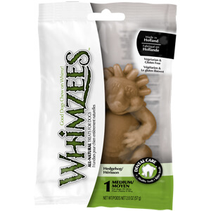 WHIMZEES Hedgehog Doggie Dental Chews
